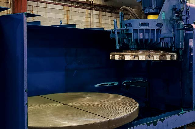 processing services at Churchill Steel Plate, Twinsburg, OH